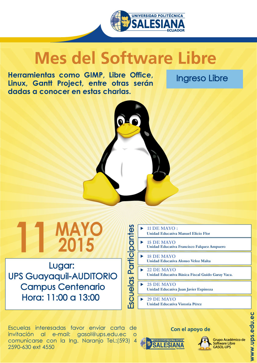 SOFTWARE-LIBRE